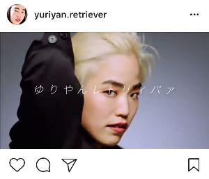 インスタグラムより@yuriyan.retriever