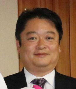 長崎幸太郎山梨県知事