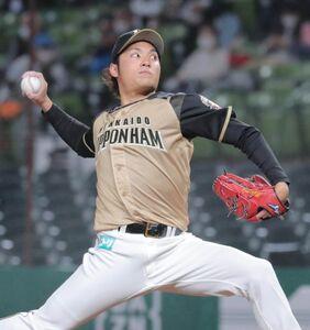 日本ハム・伊藤大海