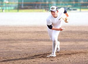 直球で押す三島南・前田