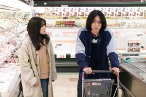 有村架純(左)と菅田将暉 (c)日本テレビ