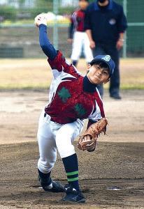 田村は投げては4回を4安打1失点