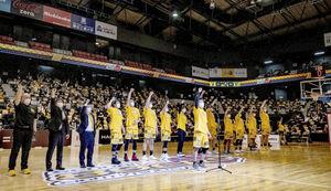 ホームでは高い勝率を残した仙台89ERS(仙台89ERS提供)