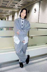 主演舞台に向け意気込みを語った池田純矢