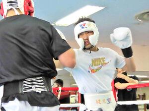 米プロモーション「オールスター・ボクシング」と契約した藤田健児