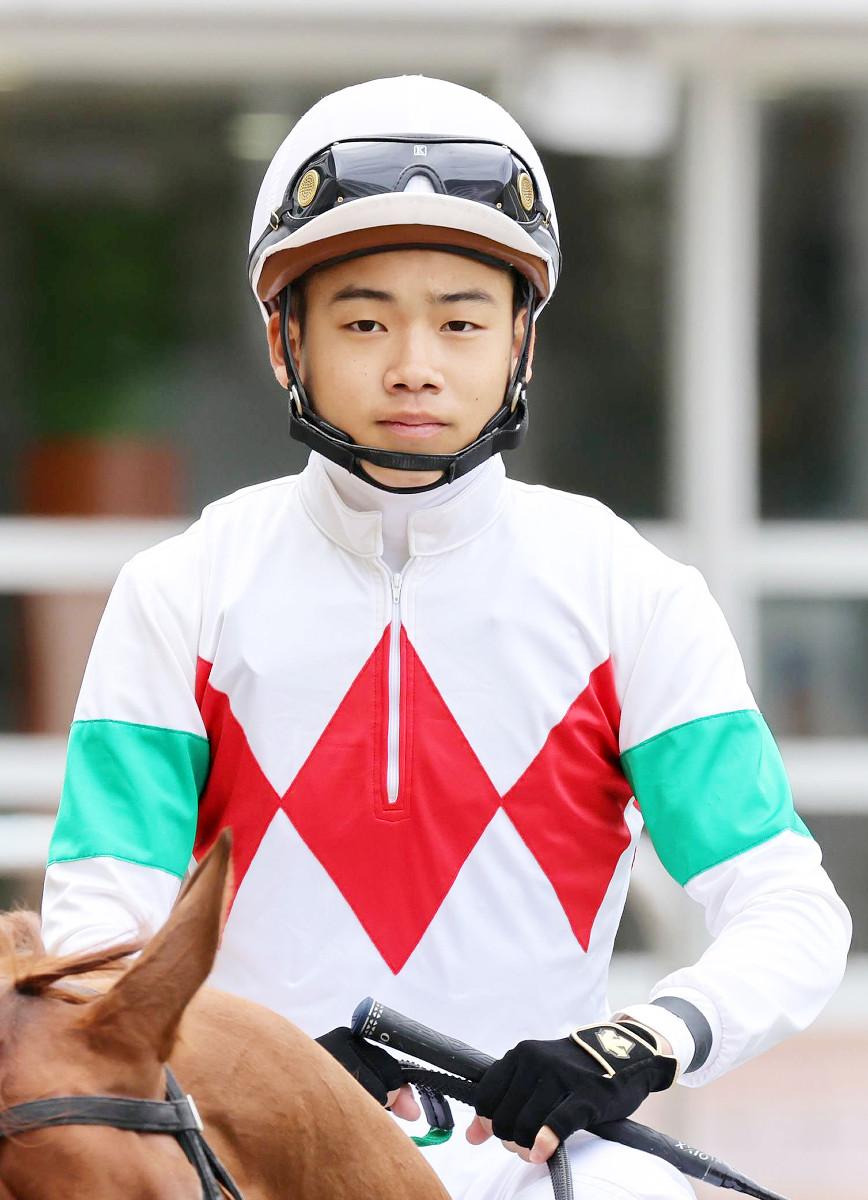 3月にデビューした横山琉人騎手