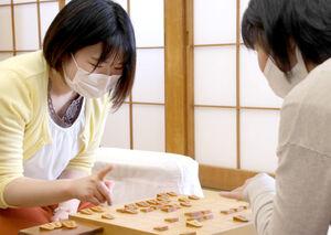 大きな一勝を挙げた加藤桃子女流三段