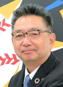 川村球団社長
