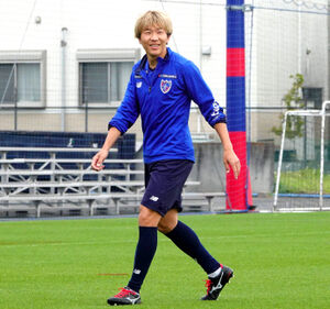 FC東京のFW永井謙佑(提供・FC東京)
