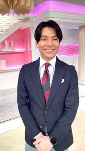 結婚を発表した日本テレビ・伊藤大海アナウンサー