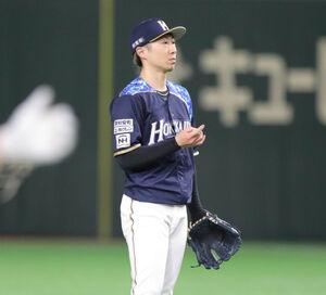4回無死一塁、T-岡田に2号2ラン本塁打を浴びた金子 弌大