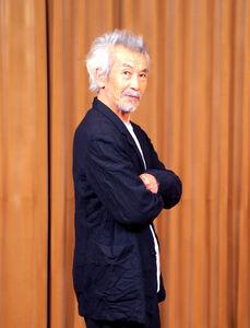 「私は役者である前にダンサー」と話した田中泯(カメラ・森田 俊弥)