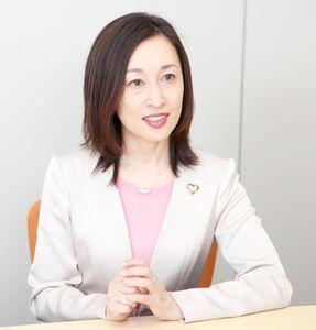 44歳で初の異動を経験した木幡美子さんは「アナに異動なしという定説はもうなかったです」と振り返った(カメラ・頓所 美代子)