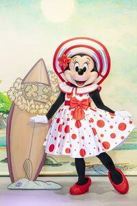 ミニーマウス(C)Disney