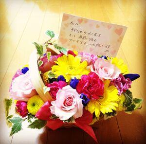 母が紡ぐ温かい言葉たちにいつも励まされてきた(photo by kurihara)