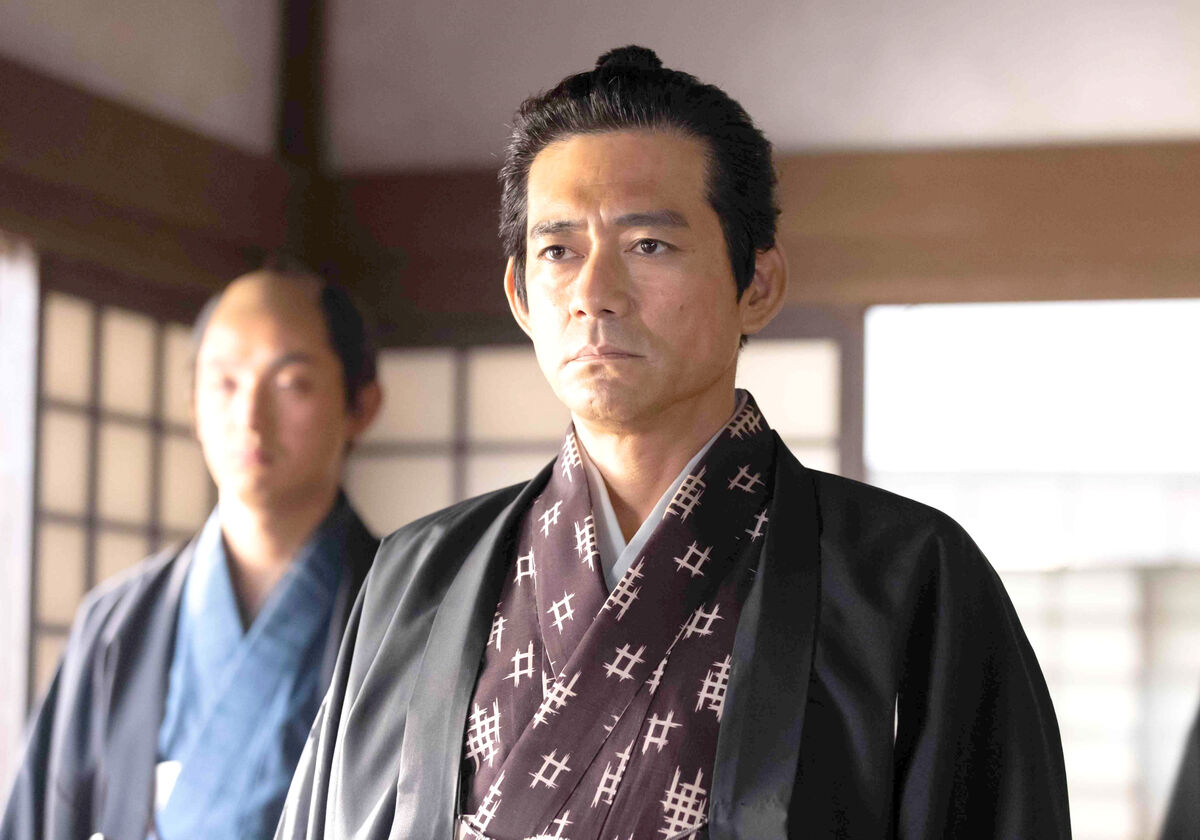 NHK大河「青天を衝け」に初登場する博多華丸演じる西郷隆盛