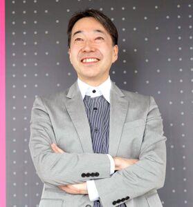 内部監査部勤務も6年目に入る境鶴丸さんはフジテレビを「いい時も悪い時も会社は人生そのもの」と言う(カメラ・中村 健吾)