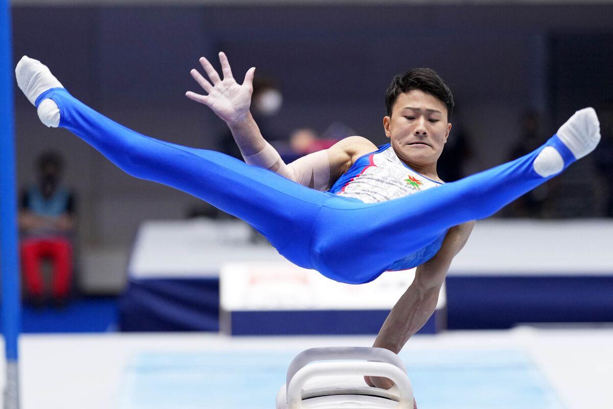 北園丈琉、初の五輪代表に 18歳9か月体操日本最年少金メダルへ意欲 : スポーツ報知