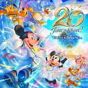 「東京ディズニーシー20周年:タイム・トゥ・シャイン!」のイメージ(C)Disney