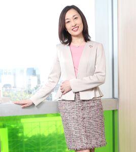 「これだけ生き生きとやっているという姿を後輩に見せたい」と話した木幡美子さん