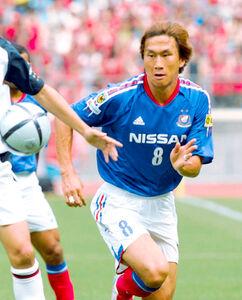 横浜FM時代のユ・サンチョルさん