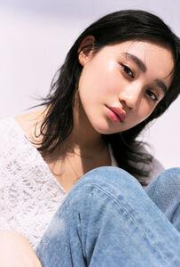 「CanCam」専属モデルに就任するアンジュルムの佐々木莉佳子