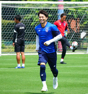FC東京のDF森重真人(提供・FC東京)