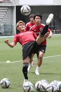 U-24日本代表・田川亨介
