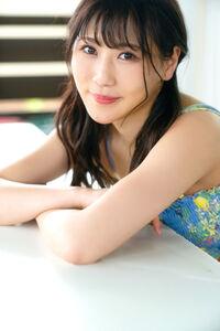 7月30日に初DVD「Hey Shiri!」を発売する西野未姫