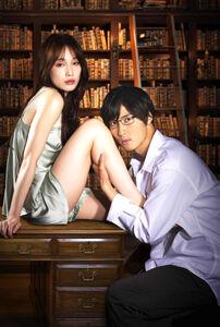 ドラマでラブシーンに挑む橋本良亮と中村ゆりか