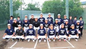 チーム一丸で勝利を目指す清水西野球部