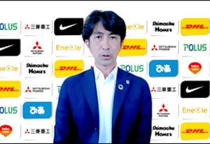 浦和の西野努テクニカルダイレクター