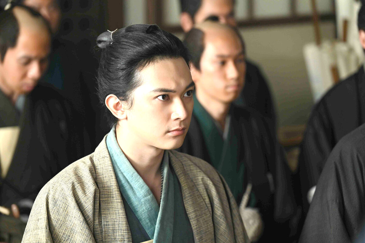 吉沢亮演じる渋沢栄一は商才を発揮し始める