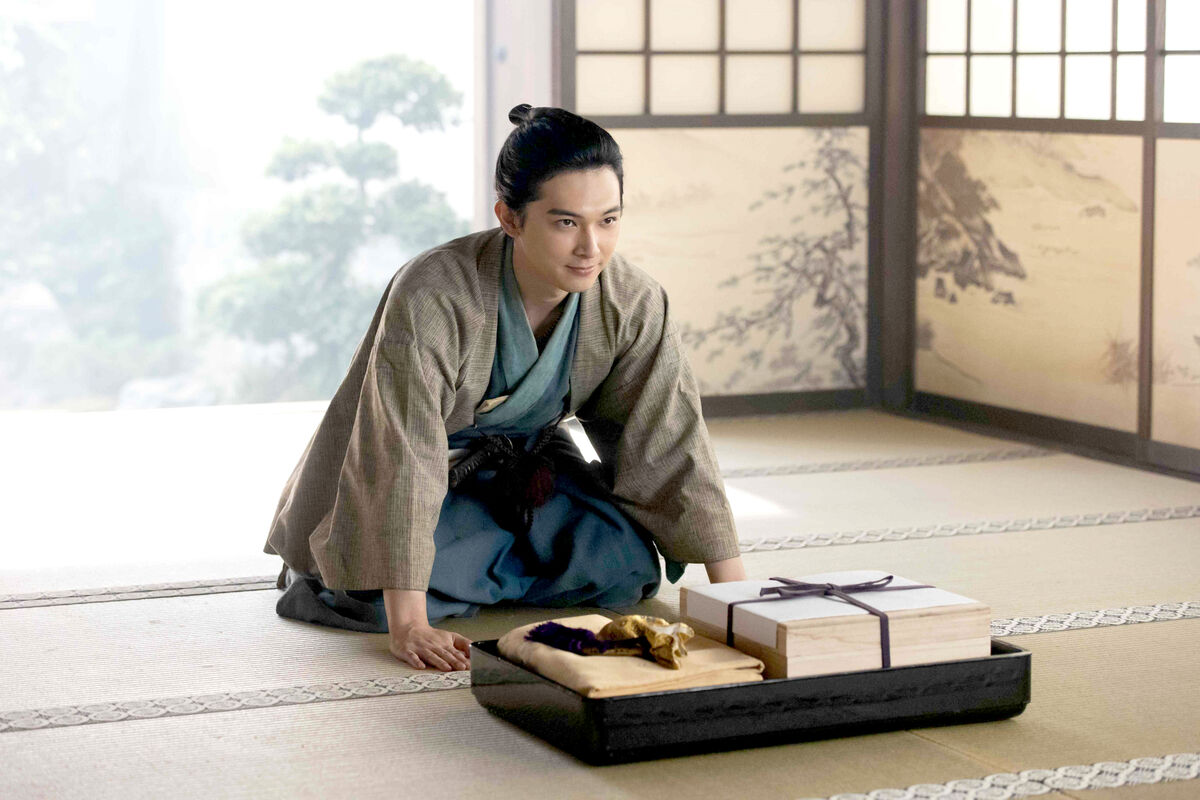 NHK大河ドラマ「青天を衝け」第19回より吉沢亮演じる渋沢栄一