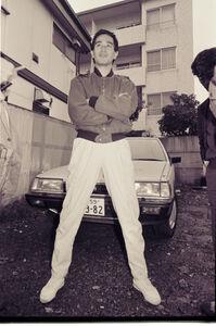 引退の決意を語る定岡正二(1985年11月1日)