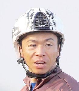 右足骨折の診断が明らかになった北村宏司騎手