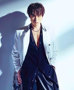 テレビ東京系「ガル学。~ガールズガーデン~」にゲスト出演するEXILE TETSUYA