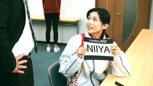 ドラマで新谷仁美を演じた本仮屋ユイカ