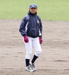 北海学園大・島崎監督