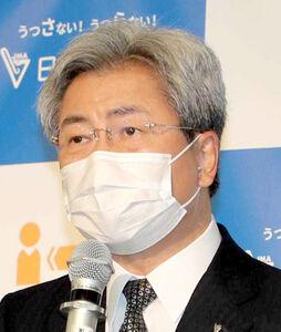 中川俊男日本医師会会長