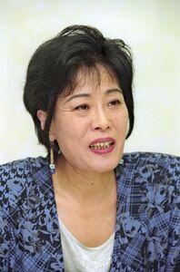 李麗仙さん