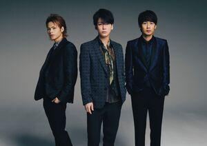 新曲「We Just Go Hard feat. AK-69」が日本テレビ系プロ野球中継などで使用されるKAT-TUN