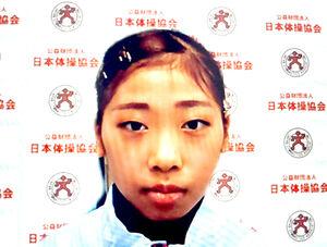 オンライン会見に臨んだ東京五輪代表の芦川
