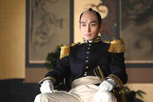 NHK大河ドラマ「青天を衝け」21回より フランスの将軍のようになった徳川慶喜