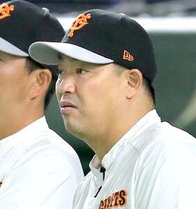 村田修一野手総合コーチ