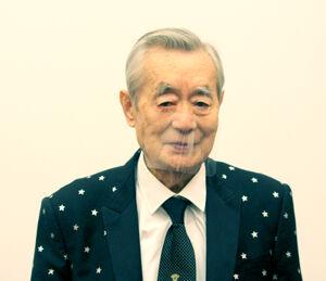 「数え94歳 大誕生会」を行ったドクター中松