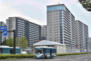 東京五輪の選手村