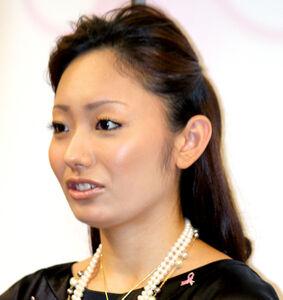 安藤美姫さん