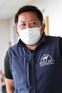 青木孝文調教師