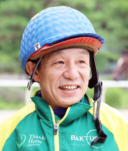 JRA障害通算253勝で最多勝記録にリーチの熊沢重文騎手
